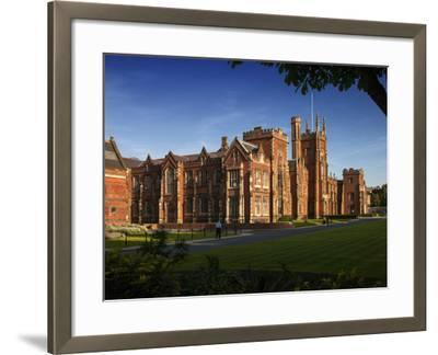 Queen's University, Belfast, Northern Ireland-Chris Hill-Framed Photographic Print