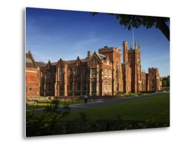 Queen's University, Belfast, Northern Ireland-Chris Hill-Metal Print