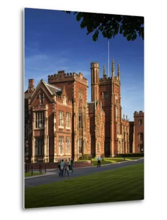 Queen's University, Belfast, Northern Ireland-Chris Hill-Metal Print