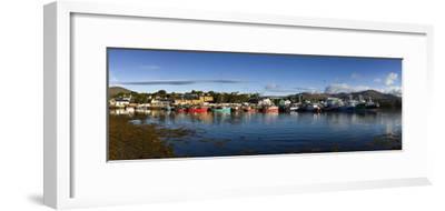 Castletown Bearhaven Harbour in Beara, Cork-Chris Hill-Framed Photographic Print