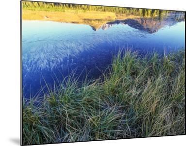 Mountain Reflection, San Juan Mountains, Colorado-Keith Ladzinski-Mounted Photographic Print