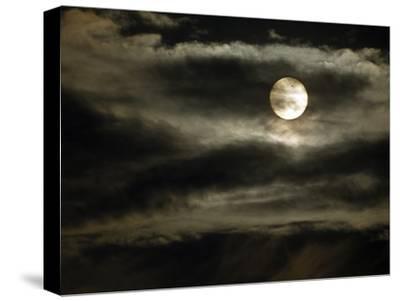 The Transit of Venus-Babak Tafreshi-Stretched Canvas Print