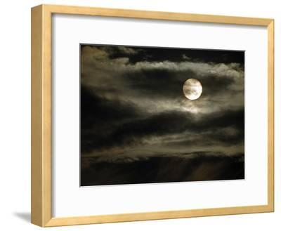 The Transit of Venus-Babak Tafreshi-Framed Photographic Print