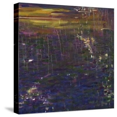 Giverny II, 2014-Helen White-Stretched Canvas Print