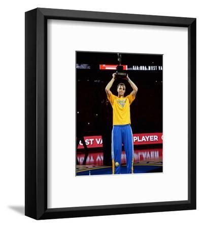 Memphis Grizzlies v Golden State Warriors - Game Two-Andrew D Bernstein-Framed Photo