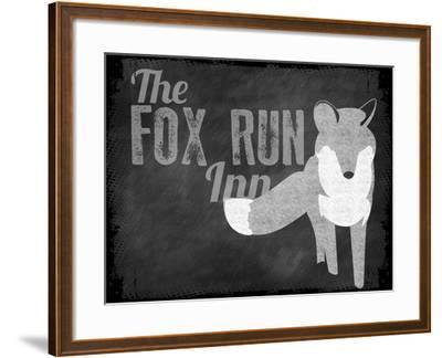 Fox Run Inn--Framed Giclee Print