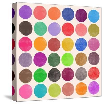 Colourplay 15-Garima Dhawan-Stretched Canvas Print