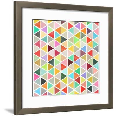 Unfolding-Garima Dhawan-Framed Giclee Print
