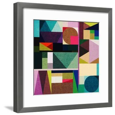 Colourful Day-Fimbis-Framed Premium Giclee Print
