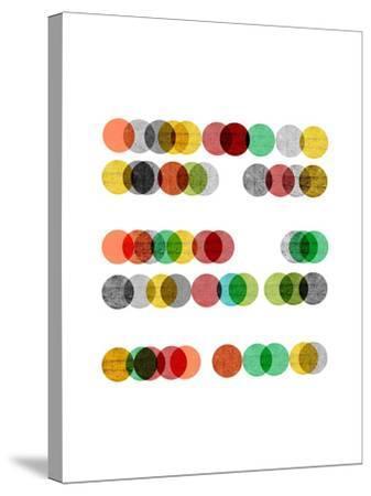 Abacus-Francesca Iannaccone-Stretched Canvas Print