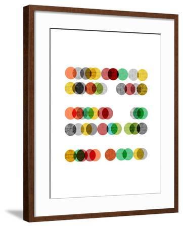 Abacus-Francesca Iannaccone-Framed Giclee Print