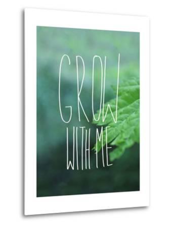 Grow with Me-Leah Flores-Metal Print