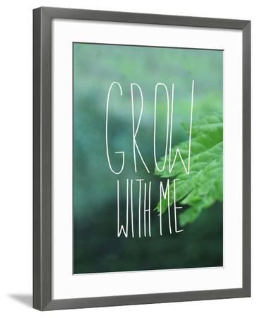 Grow with Me-Leah Flores-Framed Giclee Print