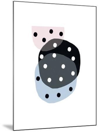 Dotty Circles-Seventy Tree-Mounted Giclee Print