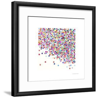 Dance 9-Garima Dhawan-Framed Giclee Print
