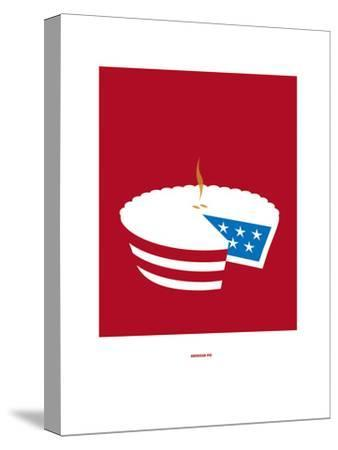 American Pie: Don Mclean-Christophe Gowans-Stretched Canvas Print