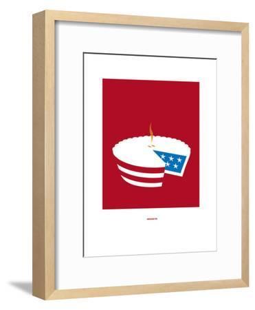 American Pie: Don Mclean-Christophe Gowans-Framed Giclee Print