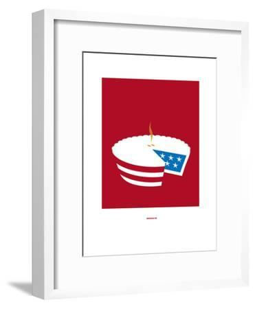 American Pie: Don Mclean-Christophe Gowans-Framed Giclee Print