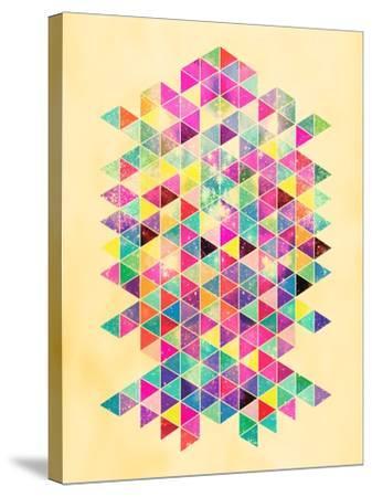 Kick of Freshness-Fimbis-Stretched Canvas Print