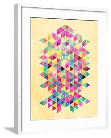 Kick of Freshness-Fimbis-Framed Giclee Print