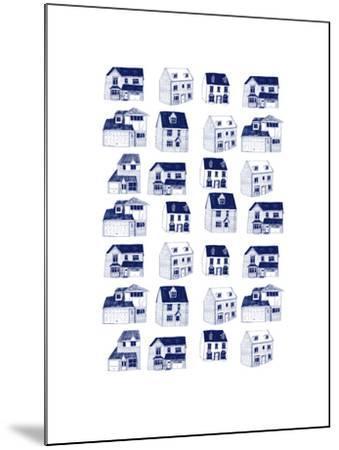 Barrett Homes-Hanna Melin-Mounted Giclee Print