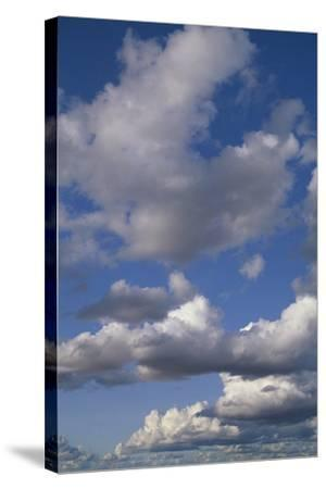 Clouds and Sky-DLILLC-Stretched Canvas Print
