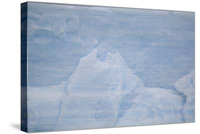 Layers on an Iceberg-DLILLC-Stretched Canvas Print
