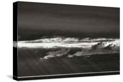 Ocean Horizon-Dean Forbes-Stretched Canvas Print