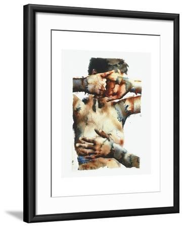 Intimate Relations 1-Graham Dean-Framed Giclee Print