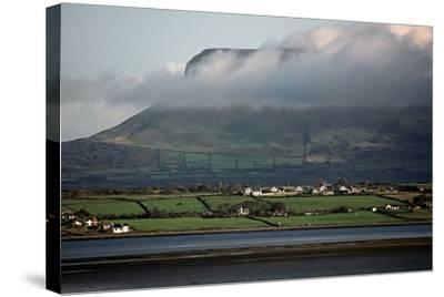 W.B. Yeats, Ireland-Alain Le Garsmeur-Stretched Canvas Print