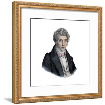 Italian Composer Luigi Cherubini-Stefano Bianchetti-Framed Giclee Print