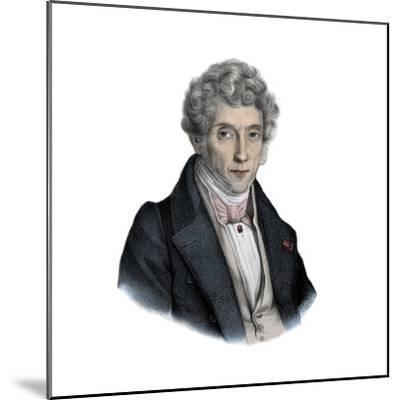 Italian Composer Luigi Cherubini-Stefano Bianchetti-Mounted Giclee Print