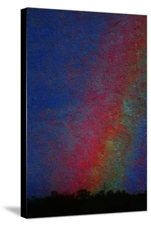 Rainbow-Andr? Burian-Stretched Canvas Print