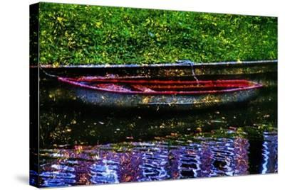 Boat-Andr? Burian-Stretched Canvas Print