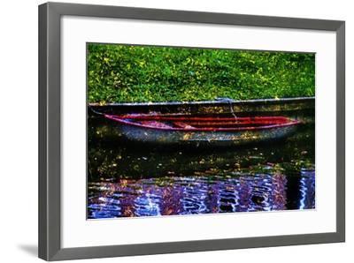 Boat--Framed Premium Photographic Print