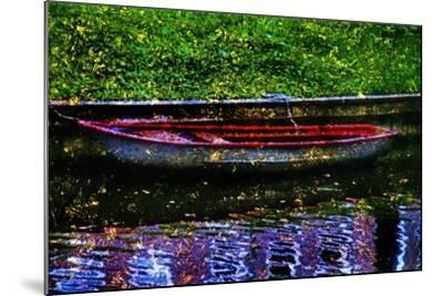 Boat--Mounted Premium Photographic Print