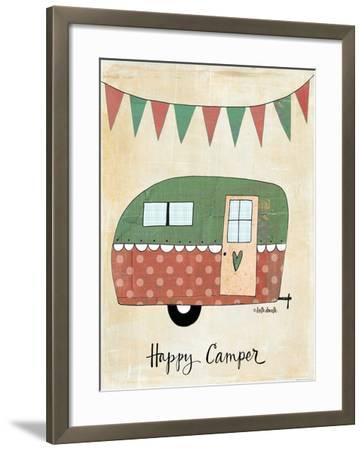 Happy Camper-Katie Doucette-Framed Art Print