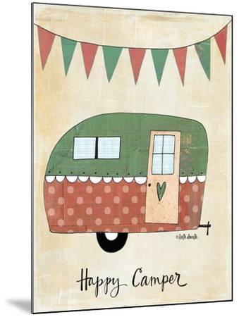 Happy Camper-Katie Doucette-Mounted Art Print