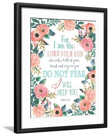 Do Not Fear-Jo Moulton-Framed Art Print