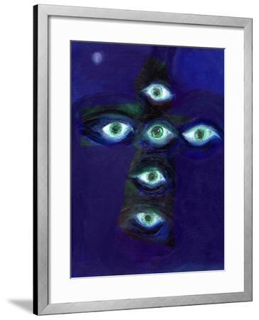 They Have Eyes and Shall Not See, 2015-Nancy Moniz Charalambous-Framed Giclee Print