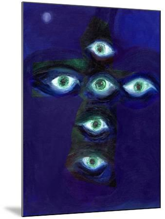 They Have Eyes and Shall Not See, 2015-Nancy Moniz Charalambous-Mounted Giclee Print