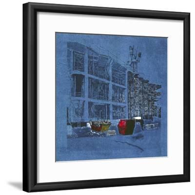 Incubating New Business, 2015-Catherine Sutcliffe-Fuller-Framed Giclee Print