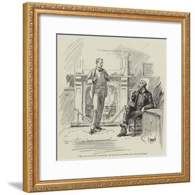 Their Uncle from California-Albert Morrow-Framed Giclee Print
