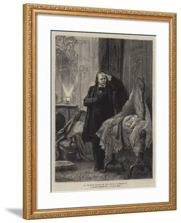Illustration for the History of a Crime-Adrien Emmanuel Marie-Framed Giclee Print