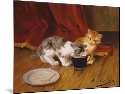 Tea-Time-Alphonse Marie de Neuville-Mounted Giclee Print