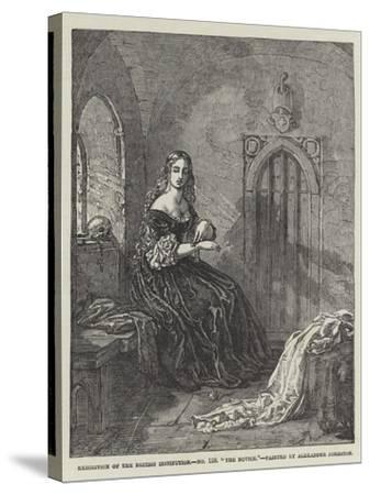 The Novice-Alexander Johnston-Stretched Canvas Print