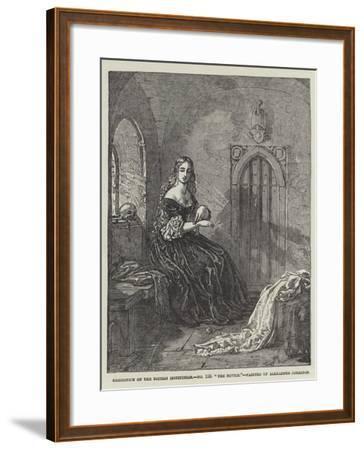 The Novice-Alexander Johnston-Framed Giclee Print