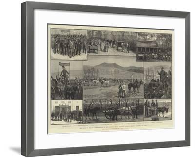 The State of Ireland-Aloysius O'Kelly-Framed Giclee Print