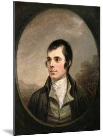 Robert Burns (1759-96), 1787-Alexander Nasmyth-Mounted Giclee Print