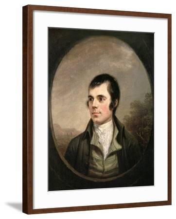 Robert Burns (1759-96), 1787-Alexander Nasmyth-Framed Giclee Print